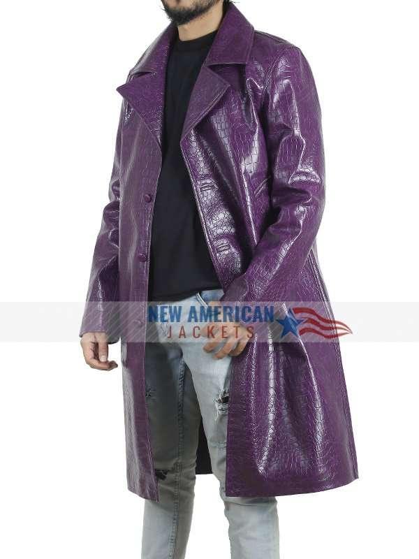 Joker Trench Coat