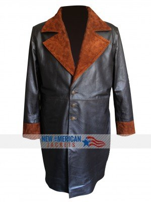 dr. Sam Swift Coat