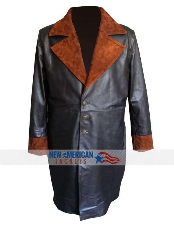 dr. Sam Swift Coat