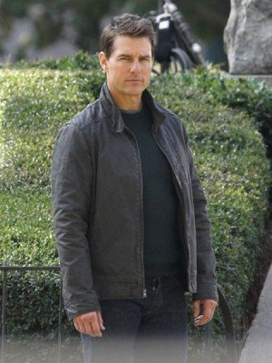 Jack Reacher Never Go Back Jacket