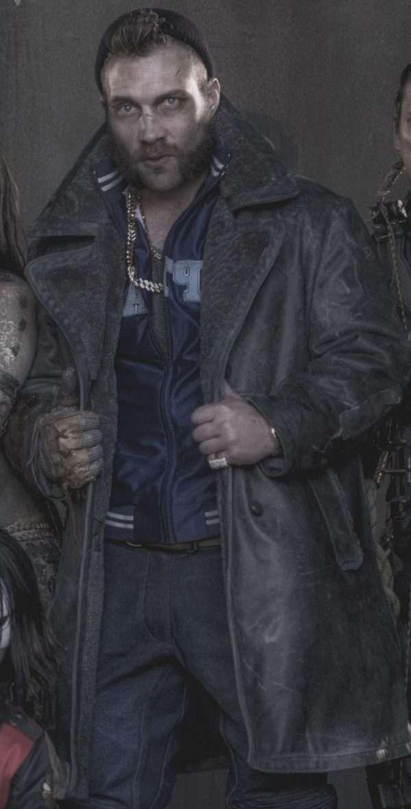 Suicide Squad Captain Boomerang Coat