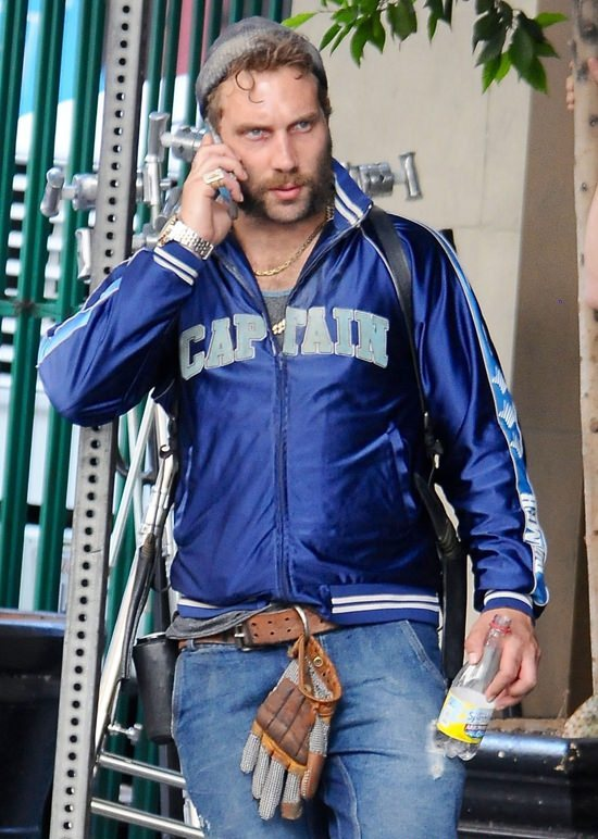 Suicide Squad Jai Courtney Captain Boomerang Blue Jacket - New ...