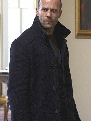 Jason Statham Arthur Bishop Coat