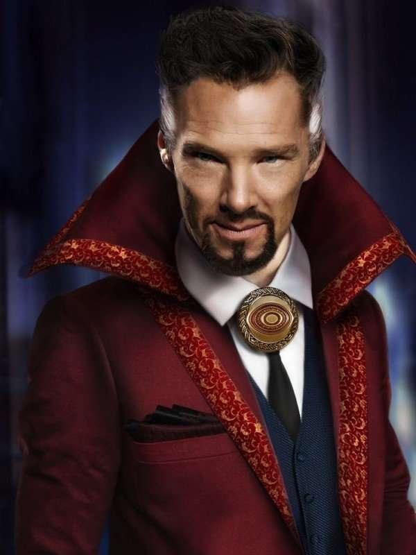 doctor strange Benedict Cumberbatch Coat