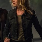 julia Stiles Jason Bourne 2016 Women Jacket