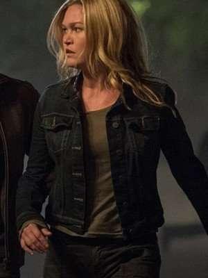 julia Stiles Jason Bourne 2016 Women Jacket