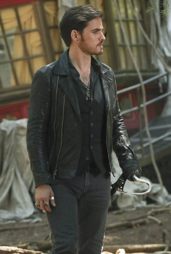 Colin O'Donoghue Once Upon a Time Captain Hook Jacket