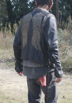 The Walking Dead Norman Reedus Daryl Dixon Leather Vest
