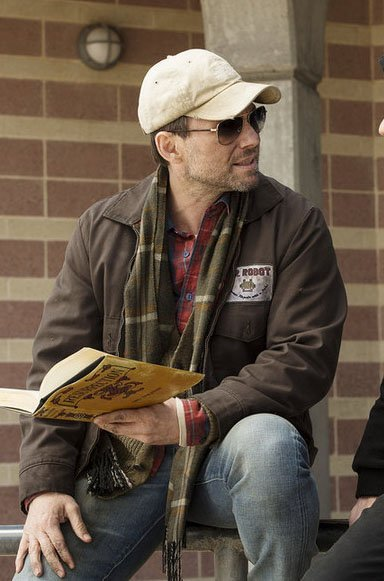 Mr Robot Christian Slater Brown Jacket - New American jackets