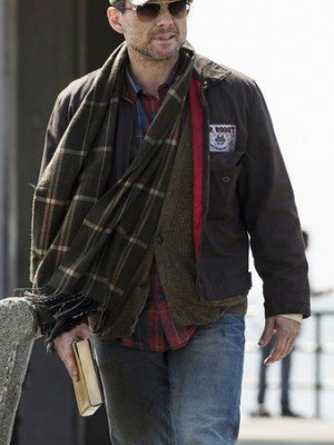 Christian Slater Mr Robot Jacket
