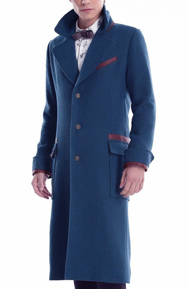 Fantastic Beasts And Where To Find Them Trench Coat