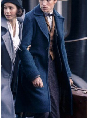 Fantastic Beasts And Where To Find Them Eddie Redmayne Wool Coat