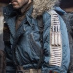 Captain Cassian Andorstar Wars Rogue One Parka Jacket