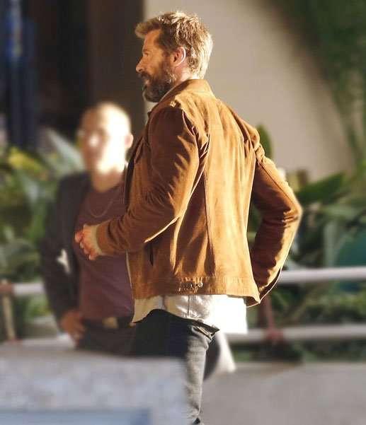 Hugh Jackman Jacket