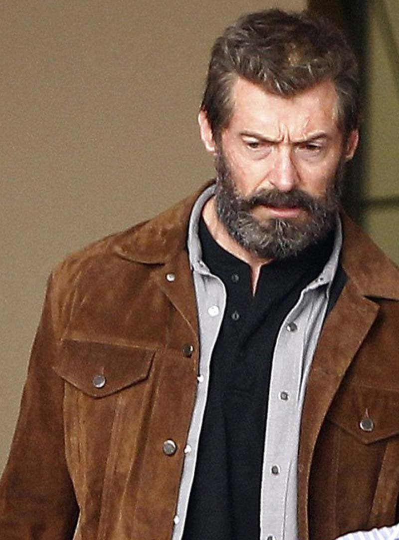 Wolverine 3 X-Men Logan Hugh Jackman Jacket