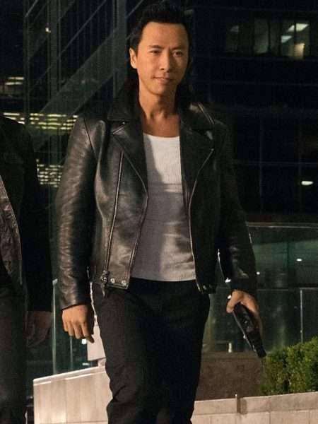 XXX Return of Xander Cage Donnie Yen Jacket