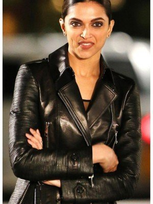 XXX Return of Xander Cage Serena Unger Leather Jacket