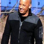 XXX Return of Xander Cage Vin Diesel Black and Grey Jacket