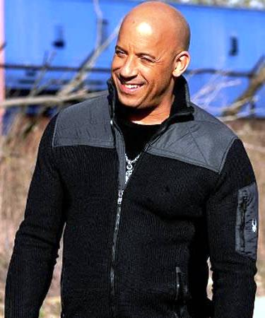 891319be XXX Return of Xander Cage Vin Diesel Black and Grey Jacket · Vin Diesel  Triple ...
