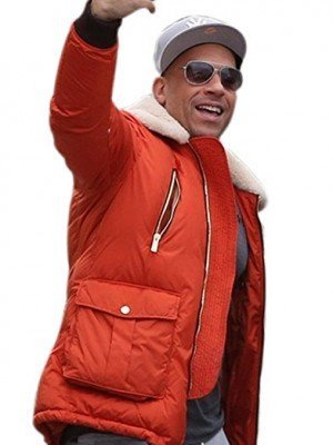 XXX Return of Xander Cage Vin Diesel Red Jacket