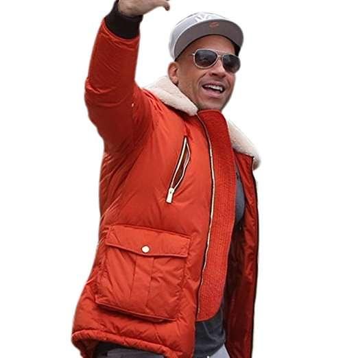 XXX Return of Xander Cage Vin Diesel Red Jacket