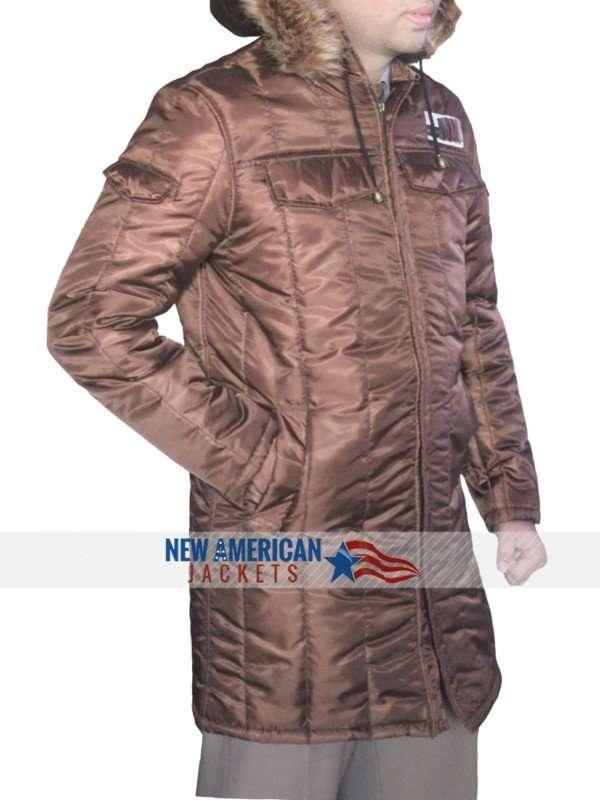 Han Solo Hoth Parka Jacket Coat