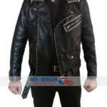Justin Bieber Motorcycle Jacket