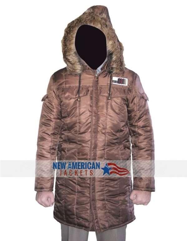 Star Wars Harrison Ford Han Solo Hoth Parka Jacket Coat