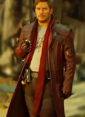 Chris Pratt Guardians of the Galaxy 2 Coat