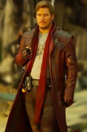 Chris Pratt Guardians of the Galaxy 2 Coat