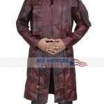 Chris Pratt Guardians of the Galaxy 2 Star Lord Coat