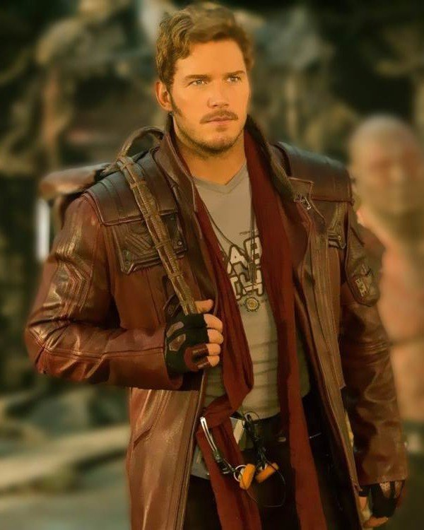 Chris Pratt Guardians of the Galaxy 2 Star Lord Coat