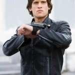 Dan Ewing Power Rangers RPM Dillon Jacket