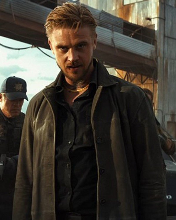 Donald Pierce Logan Boyd Holbrook coat