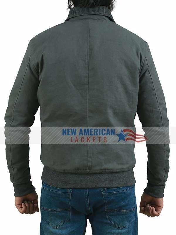 Jason Scott Cotton Jacket