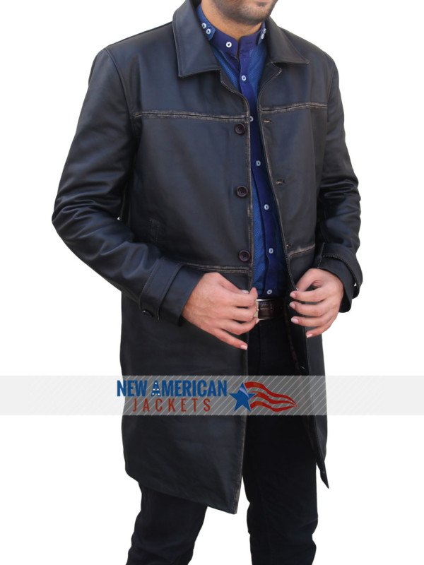 Logan Boyd Pierce Coat