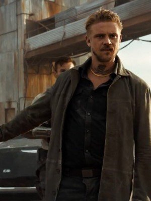Logan Donald Pierce Logan Boyd Holbrook coat