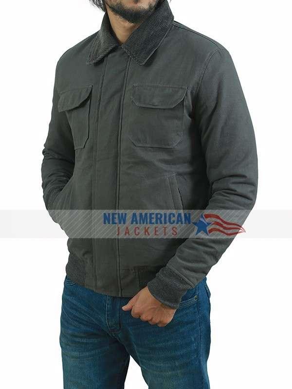Power Rangers Grey Scott Jacket