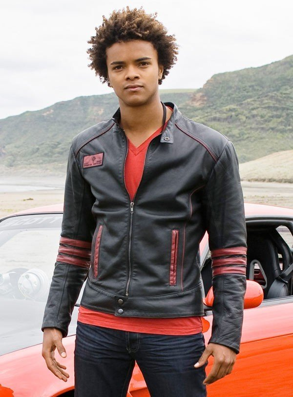 Power Rangers RPM Scott Truman Jacket