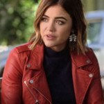 Aria Montgomery Red Jacket