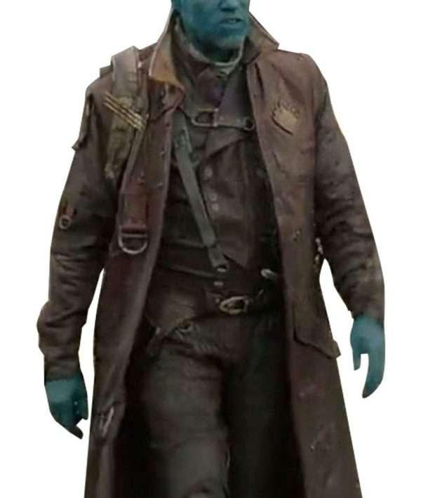 Guardians of the Galaxy 2 Michael Rooker Yondu Coat