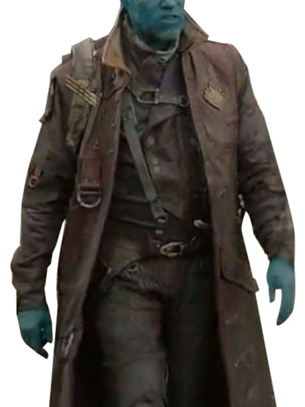 Guardians of the Galaxy 2 Michael Rooker Yondu Coat