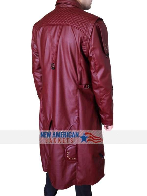 Michael Rooker Coat