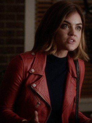 Pretty Little Liars Red Jacket