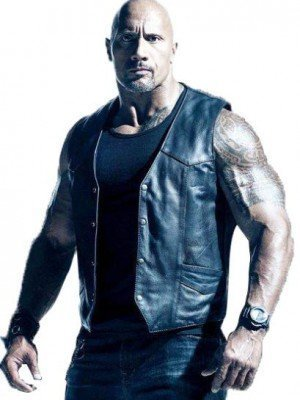 The Fate of the Furious Dwayne Johnson Vest
