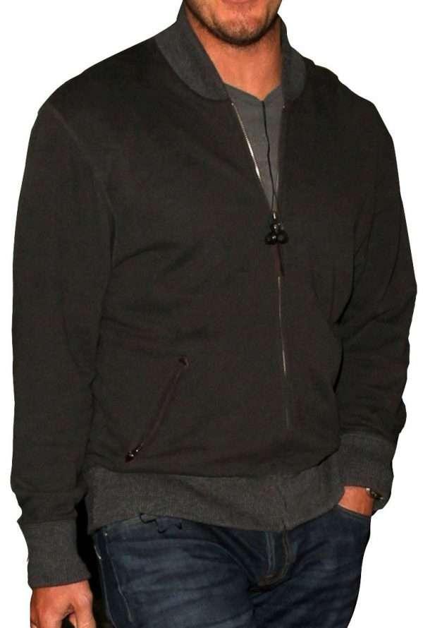 Chris Pratt Guardians of the Galaxy 2 Black Jacket