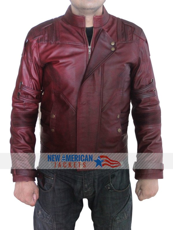 Star Lord 2 from Guardians of the Galaxy Vol. 2 Jacket