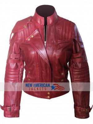 Star Lord Guardians of the Galaxy 2 Jacket for Women