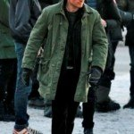 Harry Hole Coat from the Snowman Movie