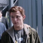 Spiderman Homecoming Tom Holland Jacket